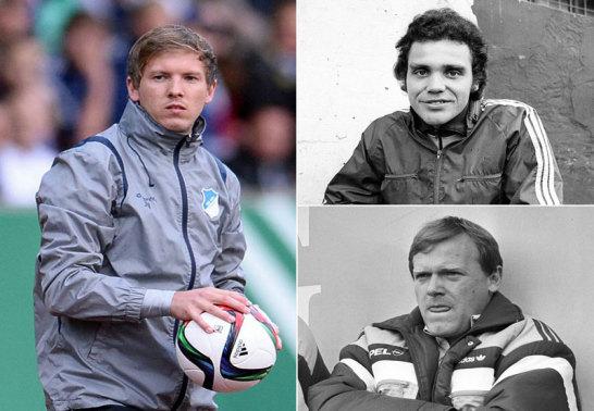 Junge Bundesliga-Trainer