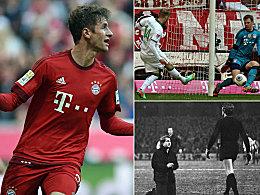 150 Bundesliga-Siege in Rekordzeit! M�ller h�ngt alle ab