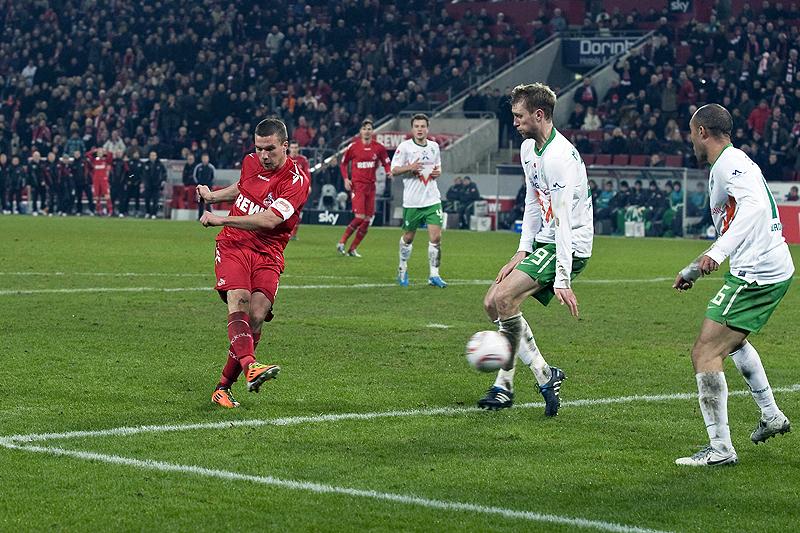 Poldi & Co.: Die effizientesten deutschen FC-Sch�tzen