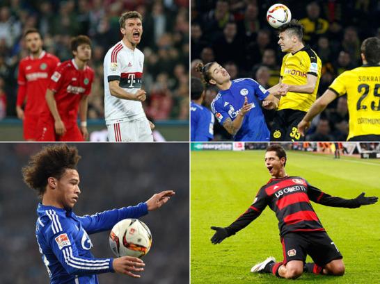 Die H�lfte der Saison ist vorbei und in den 18 Bundesliga-Mannschaften haben sich alte Hierarchien best�tigt oder neue Spieler schwingen das Zepter auf dem Spielfeld. Doch wer sind die Gewinner in den Vereinen? W�hrend man in Leverkusen kaum an einem Mexikaner vorbeikommt, muss man in anderen Klubs schon genauer hinsehen. Die 18 Gewinner der Hinrunde...