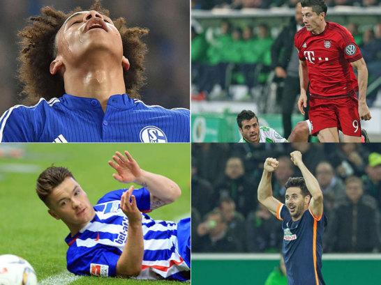 Die Bundesliga-Joker und ihre Tore