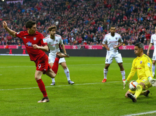 Robert Lewandowski (Bayern M�nchen)