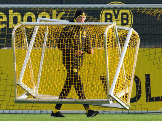 Dortmunds Trainer Thomas Tuchel