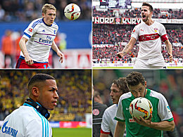 Diese Bundesliga-Profis sind bald abl�sefrei
