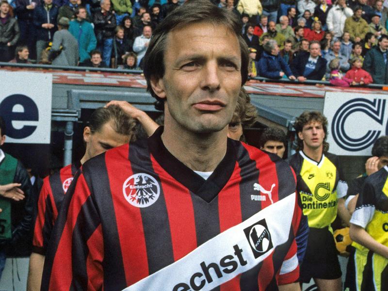 Nr. 88: Meier auf Platz vier - die besten Eintracht-Torj�ger