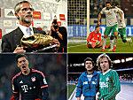 Rekordmann Müller und Pizarros Marke