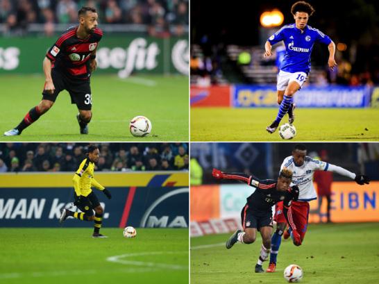 F�r die Tempo-30-Zone zu schnell: Die Flitzer der Bundesliga