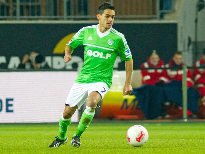 Naldo, Diego und Co.: Wolfsburgs Brasilianer