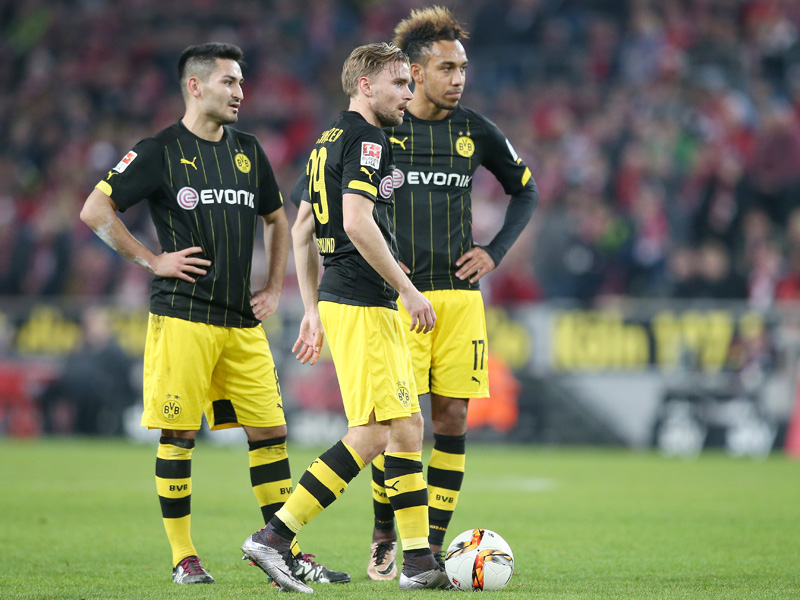 Hertha gegen BVB: ein 9:1, 482 Sch�sse und die 100