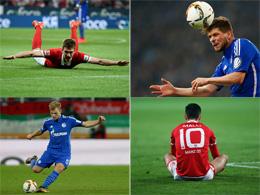 Krise, Garantie, Jubil�um - das bietet Mainz gegen Schalke