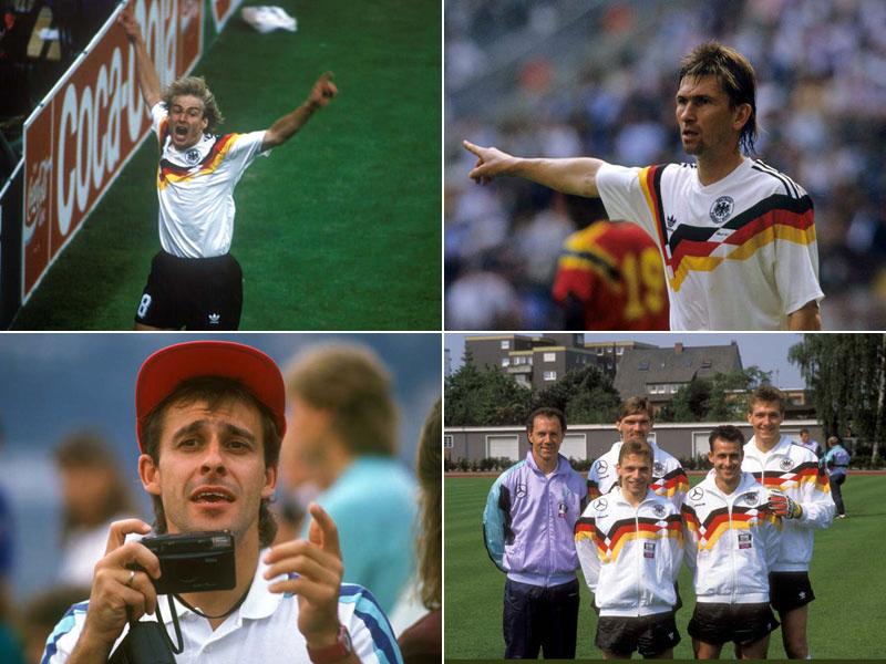 Das machen die WM-Helden von 1990