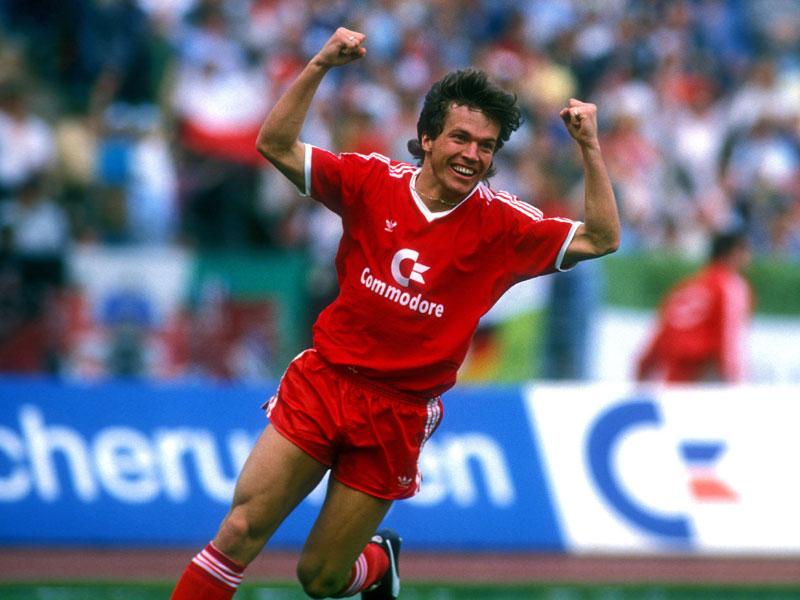 Die Bayern-Bomber: Müller junior winkt Rang vier