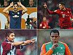 Ausländer mit den meisten Bundesliga-Toren