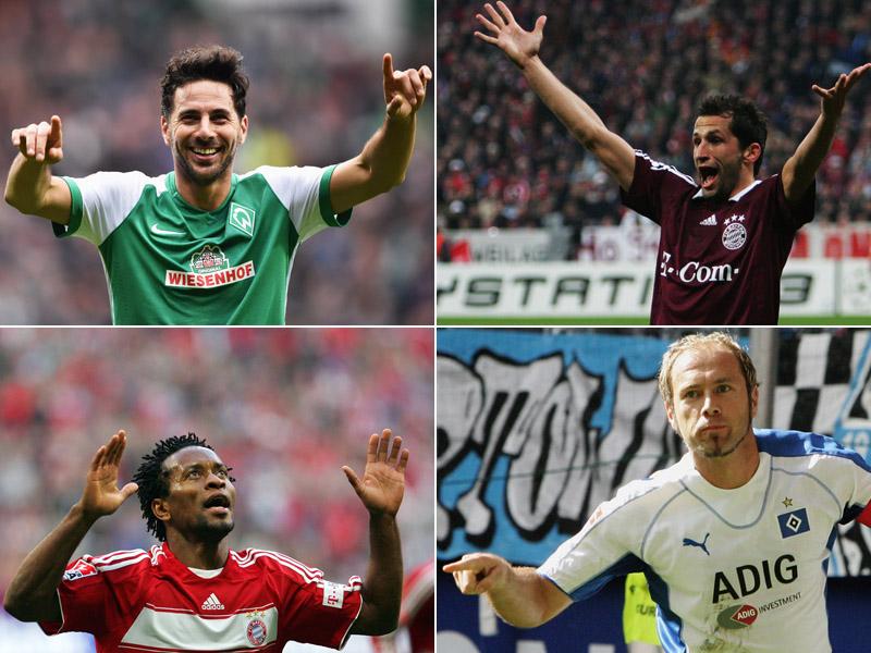 Ausländer mit den meisten Bundesliga-Spielen