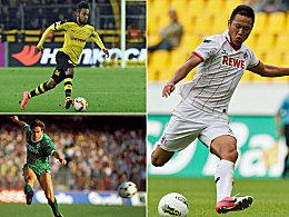 18 L�nder, ein Vertreter: Das sind die Exoten der Bundesliga