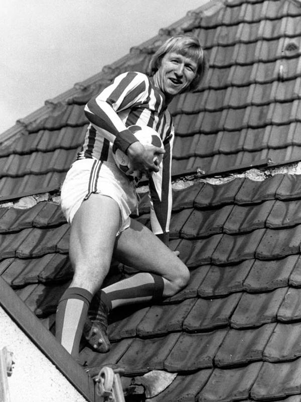Alles Gute zum 65., Horst Hrubesch!