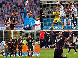 Darmstadt gegen Frankfurt: Fakten, Rekorde, Jubil�en