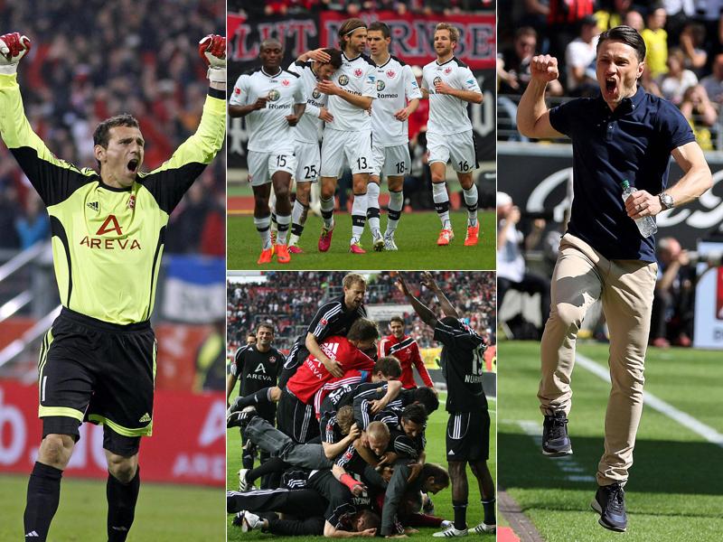 relegation historie