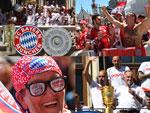 Bayern feiert seinen 18. Pokalsieg