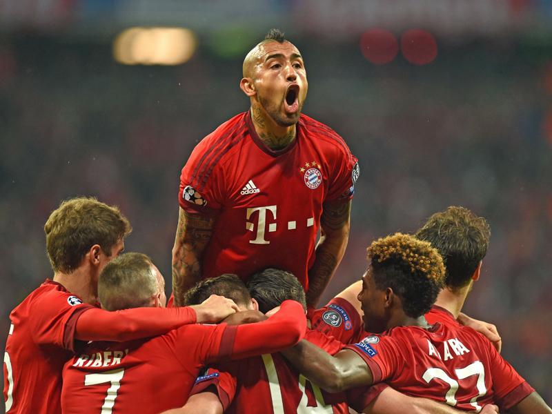 Vidal thront �ber allen - Sextett vor Weigl