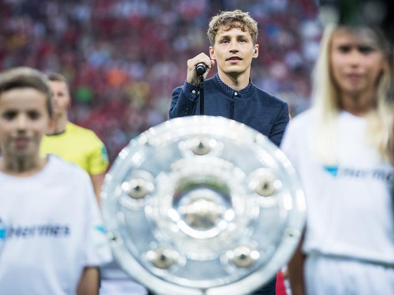 Die Auftakt-Show zur 54. Bundesliga-Saison