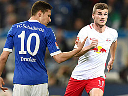 Werner macht Jagd auf Draxler
