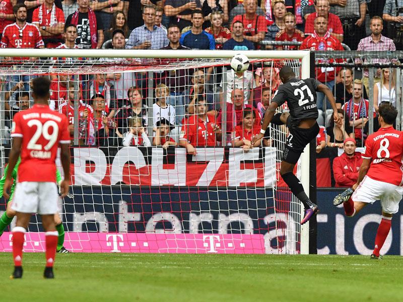 Chancenverwertung: Die Bundesligisten im Ranking