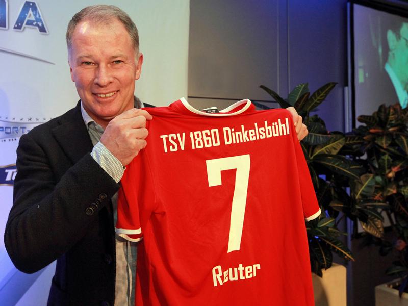 Titelhamster Stefan Reuter wird 50