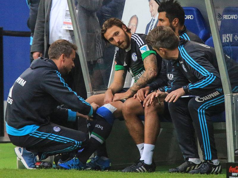 Gekommen, um zu leiden: Schalker Schmerzpatienten