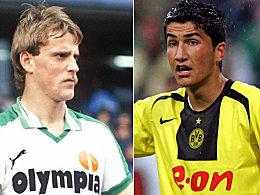 Die Bundesligisten und ihre jeweils jüngsten Debütanten