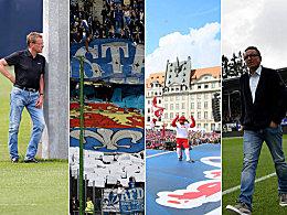 Darmstadt gegen Leipzig - zwei Erstligisten, zwei Welten