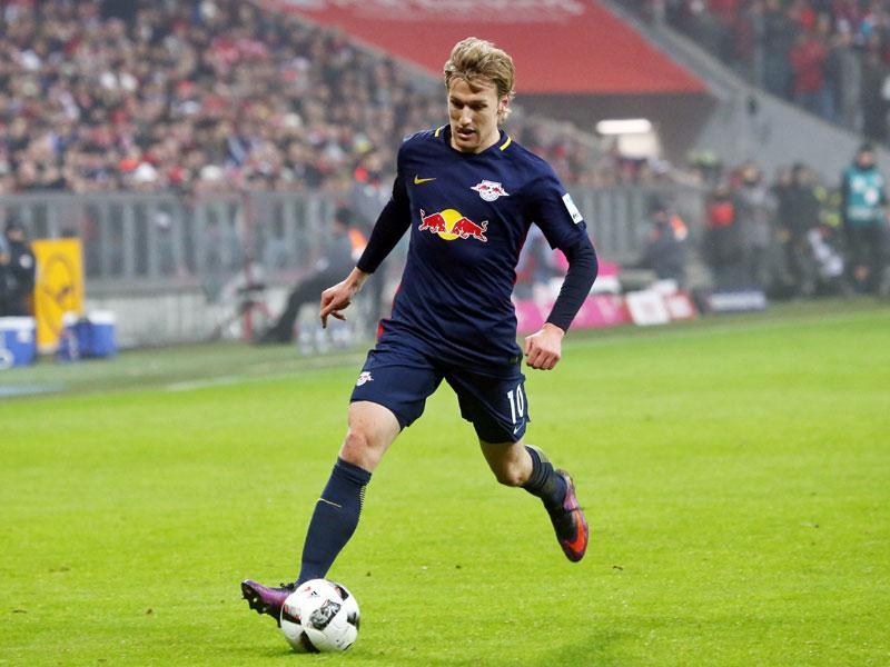 Forsberg hängt alle ab - Fabian vor Bayern-Duo