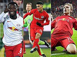 RB Leipzig vs. Eintracht Frankfurt: Zwölf heiße Fakten