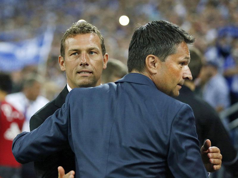 Schalker Siegertypen - Blitzstarter-Duell beim BVB