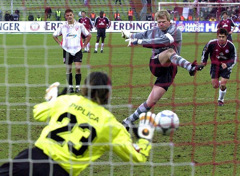 15 Jahre nach Kahn: Diese Keeper trafen in der Bundesliga