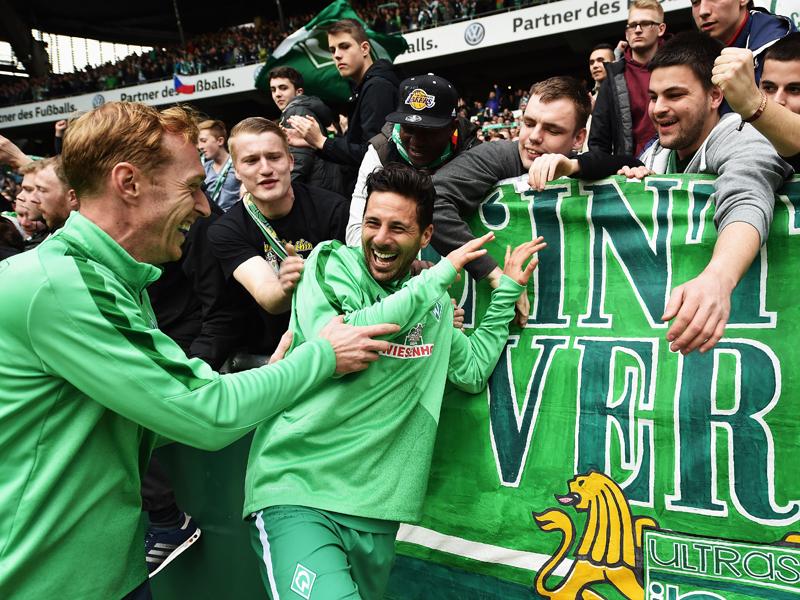 Zehn Fakten und Geschichten zu Wolfsburg gegen Bremen