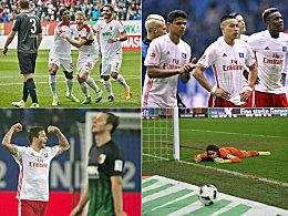 FCA vs. HSV: 15 Fakten zum Abstiegskracher