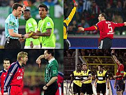 Die Rot-Rüpel der Liga: Gustavo löst Nowotny ab