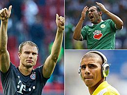 Badstuber & Co.: Diese Spieler rannten vom Meister weg