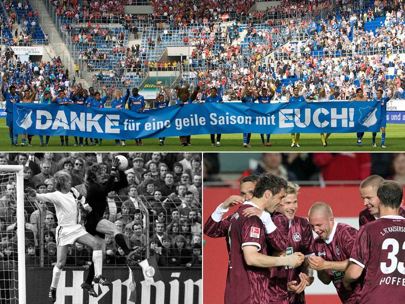 Nur Lautern vor Leipzig: Die besten Aufsteiger