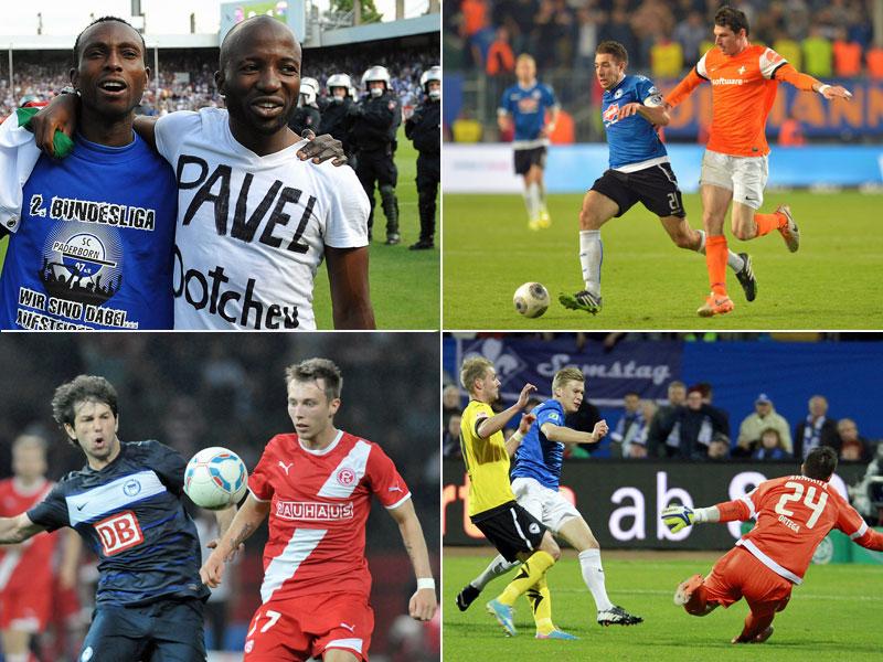 10:1 Trainer, 2 Überläufer und 2 VfL-Siege