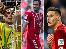 Bayern-Abwehr und künftiger Münchner stechen heraus