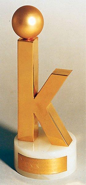 Das Goldene k: Liebling Dembelé