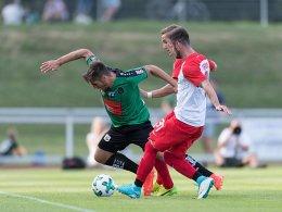 Augsburg verliert erstes Testspiel