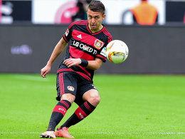 Bayer 04 erhöht spät bei Herrlichs Premiere