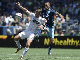 1:1 gegen Seattle: Frankfurt mit Remis im ersten USA-Test