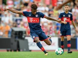 Coman trifft bei Bayerns 9:1-Testspielsieg doppelt
