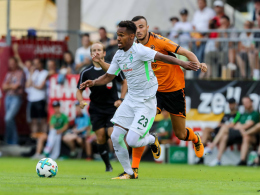Werder enttäuscht gegen die Wolves