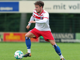 Zwölf HSV-Tore bei zwei Tests in Buchholz