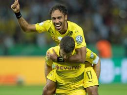 Aubameyang und Pulisic glänzen gegen Milan